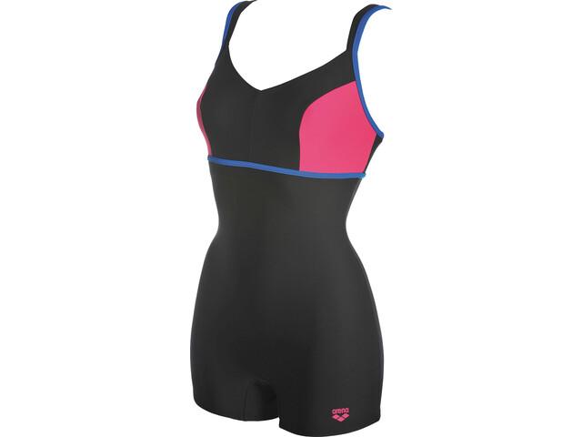 d27d81d04 arena Venus Combi Bañador Mujer, black-pix blue-fresia rose ...